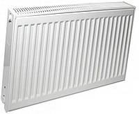Стальной радиатор панельный 500х500 Ecoforse тип 22 боковое подключение