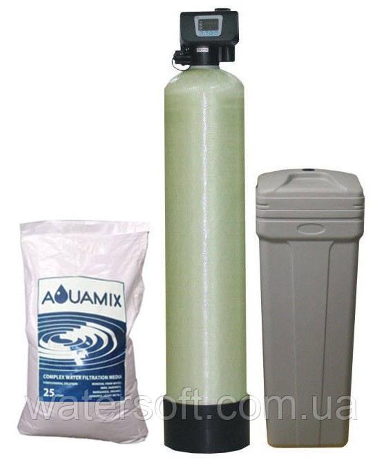 Фильтр обезжелезивания и умягчения воды RunXin RX 1054 Aqua Mix