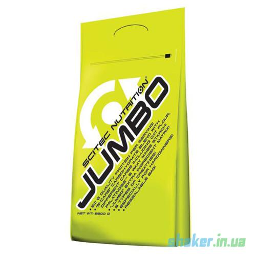 Гейнер для набора массы Scitec Nutrition Jumbo (8,8 кг) скайтек джамбо chocolate