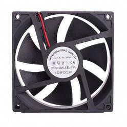 Вентилятор 24V 91.5х91.5х38мм диагональ по болтам 115мм