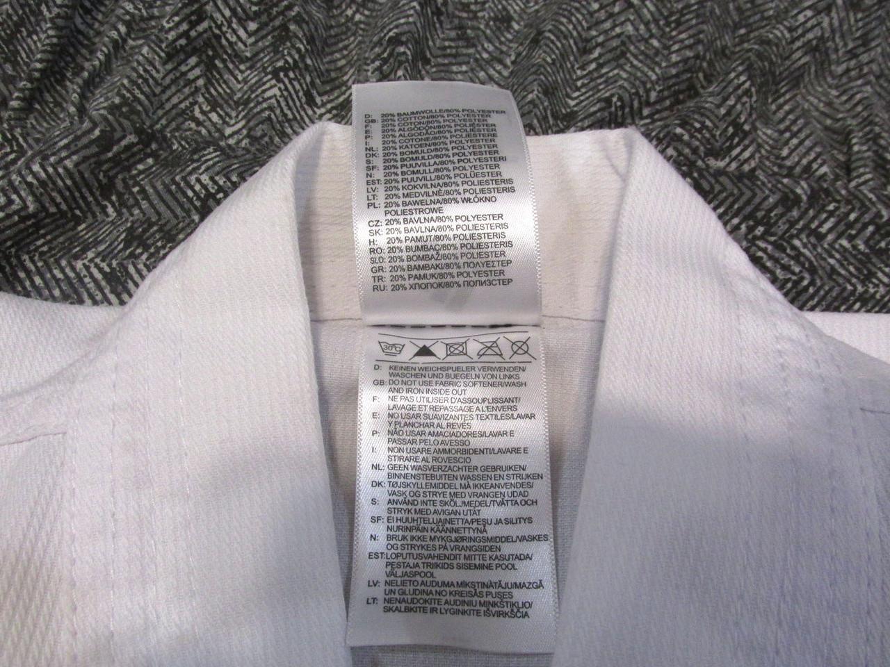 Кимоно добок, куртка Adidas, 110, Как Новое! 5
