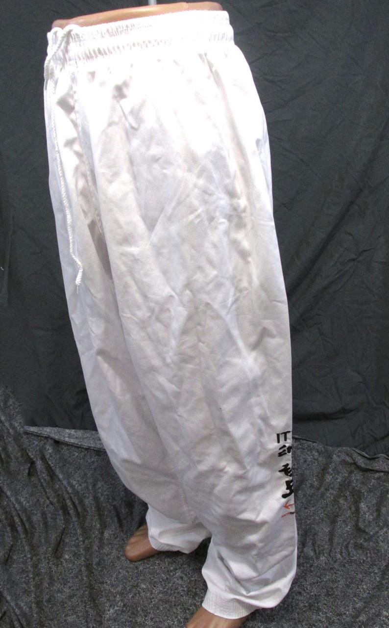Штаны кимоно Kick Sport, 210, легкие, cotton-polyester, Отл сост! 2