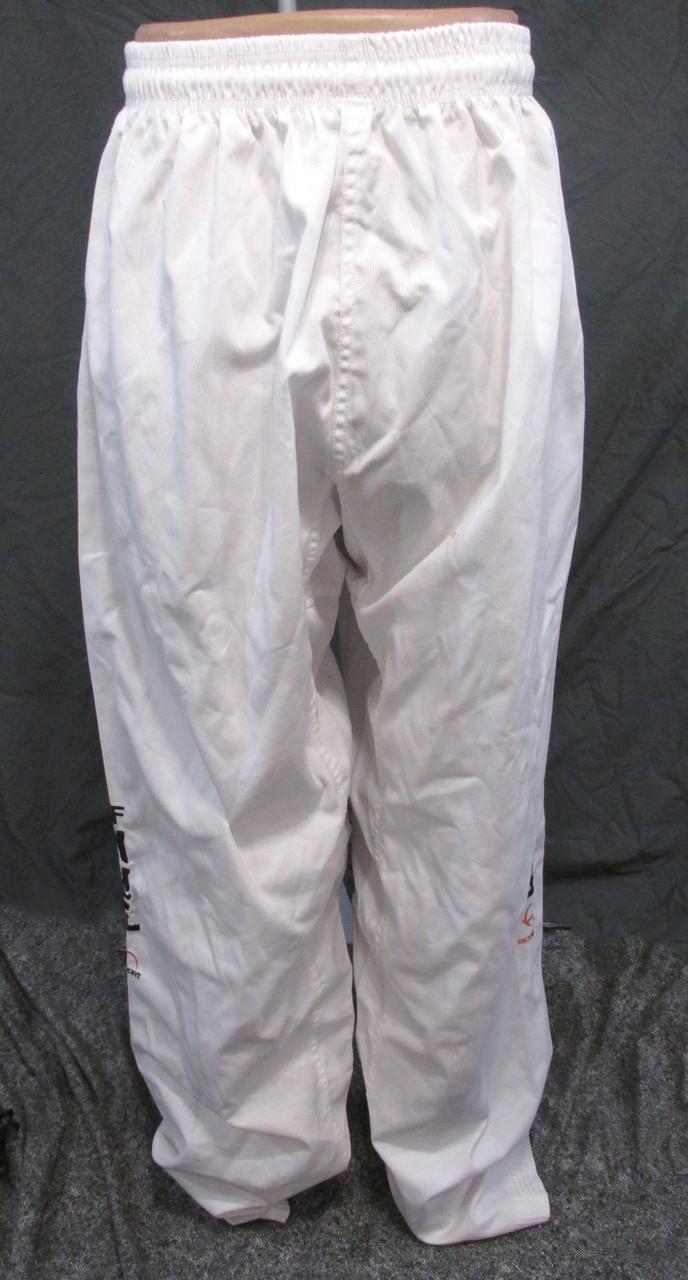 Штаны кимоно Kick Sport, 210, легкие, cotton-polyester, Отл сост! 3