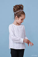 Блузка для дівчинки 26-8073-1