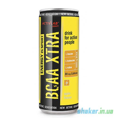Activlab BCAA Xtra Energy Drink (250 мл) жидкие бцаа актив лаб