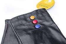 Женские кожаные перчатки 730s1, фото 2