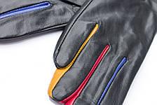 Женские кожаные перчатки 730s1, фото 3