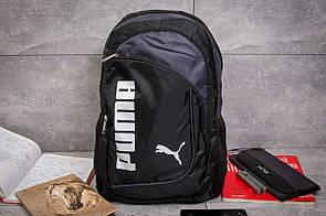 Рюкзак унисекс Puma, серые (90051),  [  1  ]