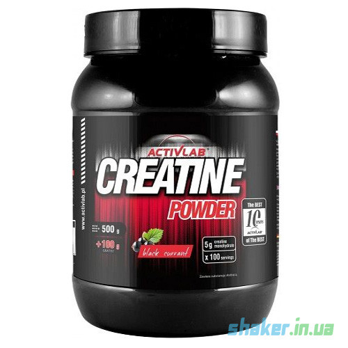 Креатин Activlab Creatine Powder (600 г) активлаб