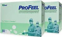 Перчатки хирургические стерильные, неопудренные PROFEEL Polyisoprene (размеры 6-8,5)