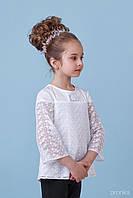 Блузка для дівчинки 26-8079-1