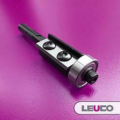 19х30х8 Фреза Leuco для ручного фрезера для обробки крайки зі змінними ножами і нижнім підшипником