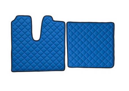 Ковры MAN TGX после 2007г, коробка механика, синие(6931), фото 2