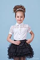 Блузка для дівчинки 26-8020-1