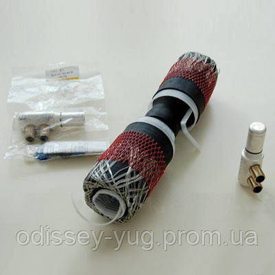 Соединительная муфта 3M™, серии QS2000Eдля одножильного кабеля с изоляцией из СПЭ 93-AS 6х-1 12/20 кВ