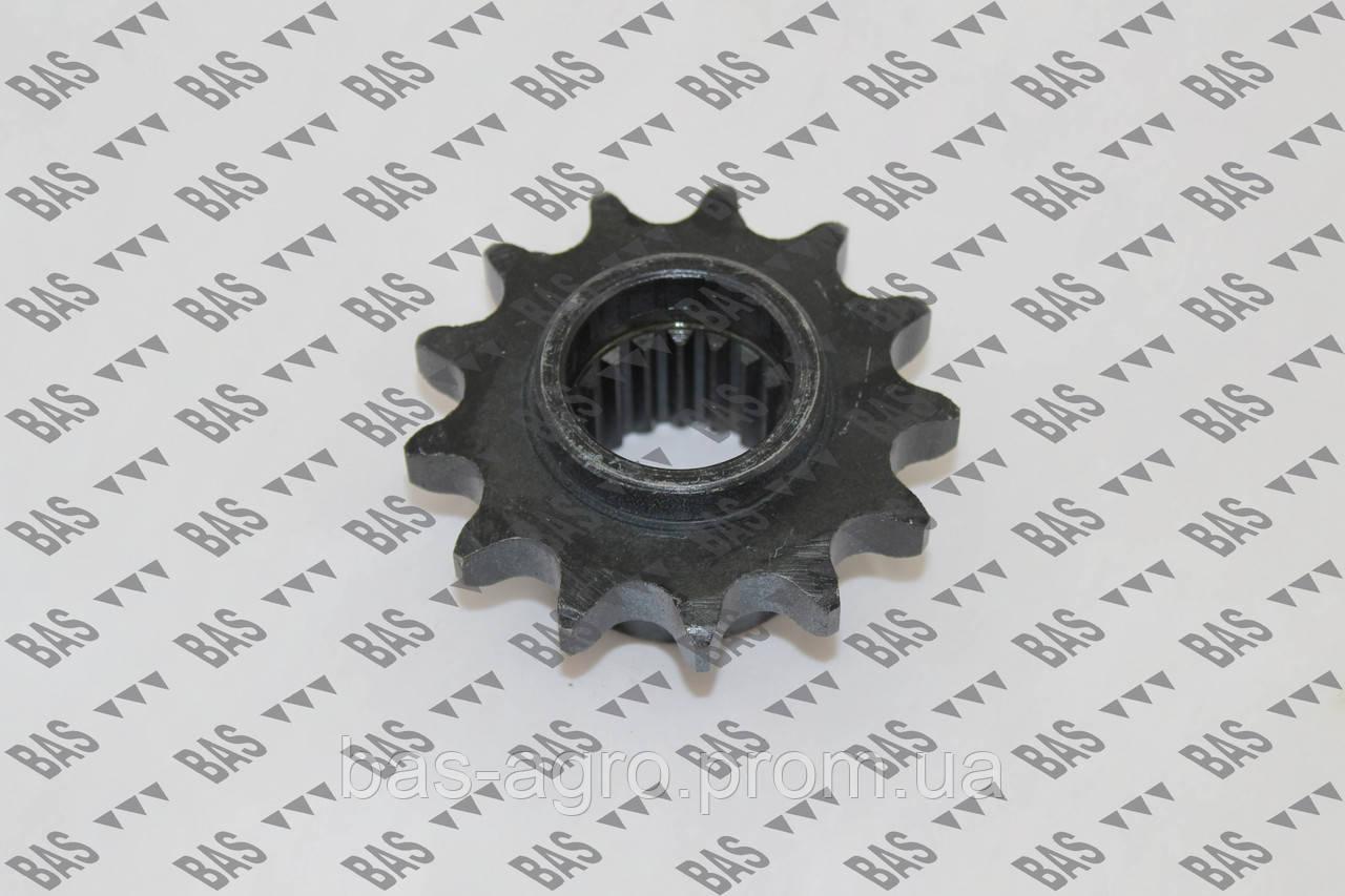 Звездочка привода шнека Z-13 Fantini 14899аналог