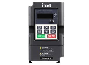 Частотный преобразователь 380В, 2,2кВт, GD10-2R2G-4-B