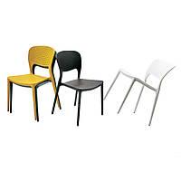 """Пластиковий стілець """"Mark"""""""