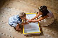 Детский световой планшет для песочной анимации SandyBox
