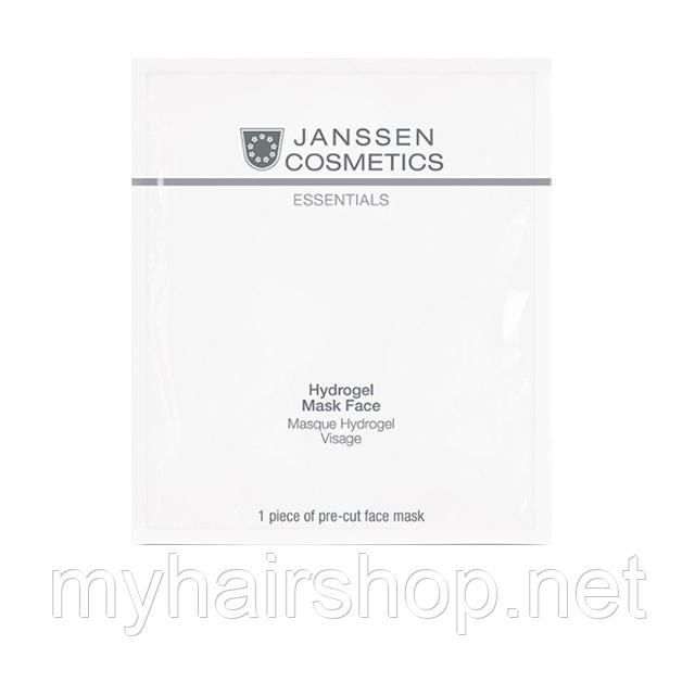 Зміцнююча гідрогель-маска для обличчя JANSSEN HYDROGEL FACE MASK 1 шт