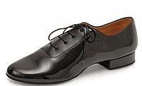 """Мужская обувь для спортивно бальных танцев, стандарт """"Оксфорд"""""""