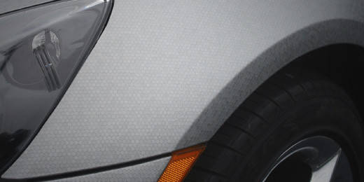 Oracal 975 Honeycomb Silver Gray, фото 3