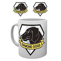 Кружка GeekLand Diamond Dogs Metal Gear Мэтару Гиа 02.02