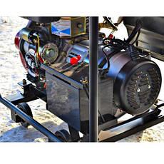 Генератор дизельный Stark DG 6500 LE, фото 3