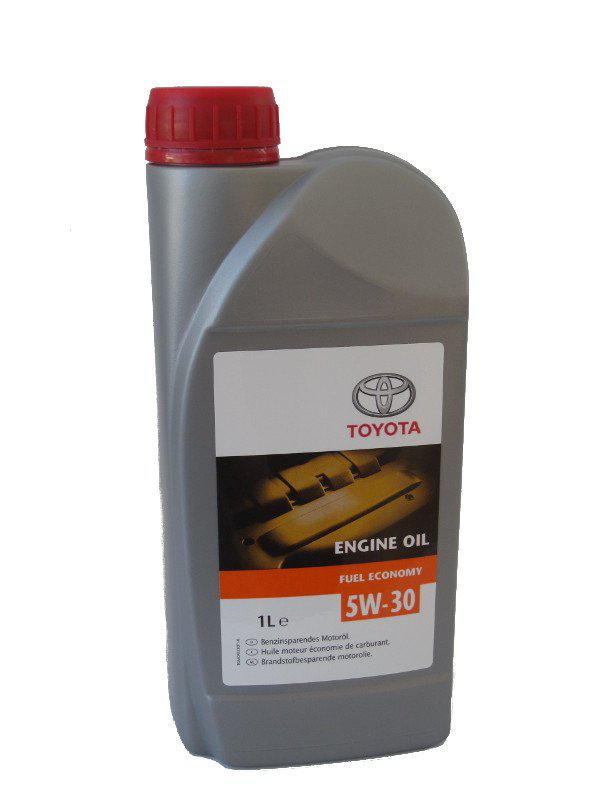 Toyota Fuel Economy 5W-30 1л