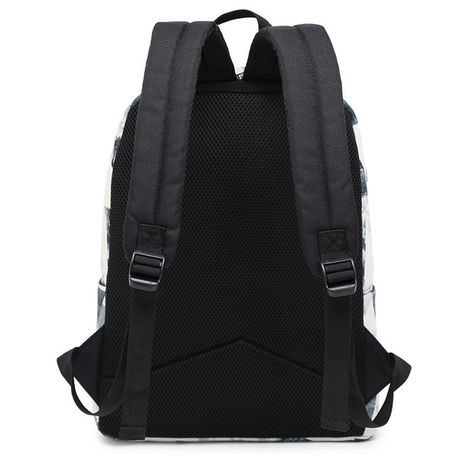 Рюкзак школьный Абстракция