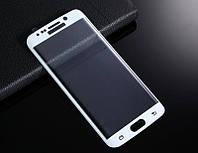 Защитное стекло 3D для Samsung Galaxy S6 edge, фото 1