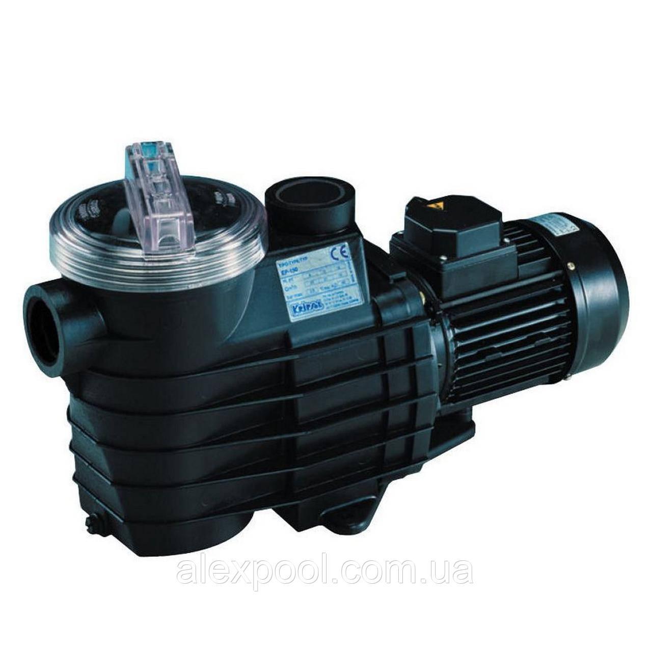Насос для бассейнов Kripsol Epsilon EP 150 (III)  (380В, 21,9 м3/час, 1,6 кВт, 1,5 HP, Эпсилон)