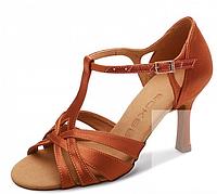 """Женская обувь для спортивно бальных танцев, латина """"Альба"""""""