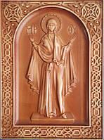 "Икона Божьей матери ""Нерушимая стена"" (200х270х18), фото 1"