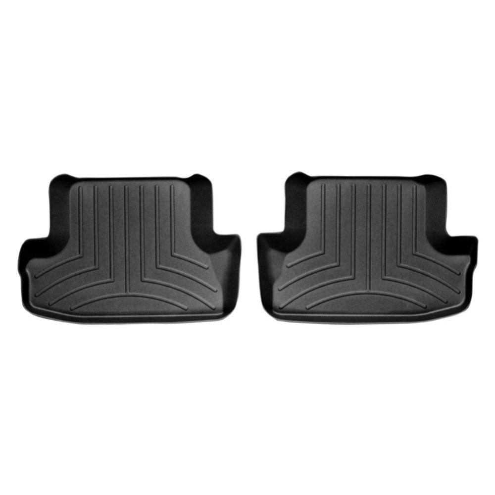 К/с Audi A4 коврики салона в салон на AUDI Ауди A4 2007-, черные, задн