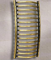 Полотенцесушитель в бронзе водяной электрический 1-07
