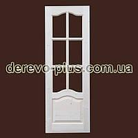 Двері з масиву дерева 70см (під скло) s_1170