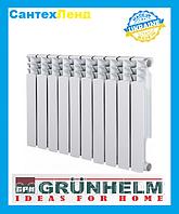 Радиатор Алюминиевый Grunhelm GR 500х80