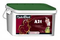 Versele-Laga NutriBird A21 For Baby Birds ВЕРСЕЛЕ-ЛАГА НУТРИБЕРД МОЛОКО для птенцов, 3кг