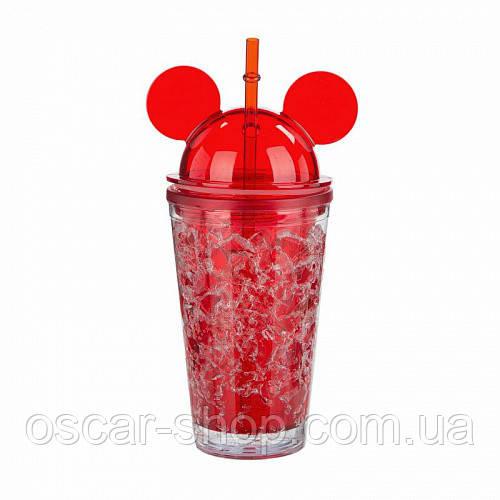 Бутылка Микки Маус Ice Cup (2 цвета)