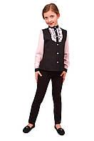 Блузка детская для девочек школьная М-979  рост 158 164 170, фото 1