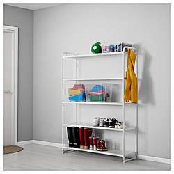 ✅ IKEA MULIG (602.241.63) Шкаф, белый