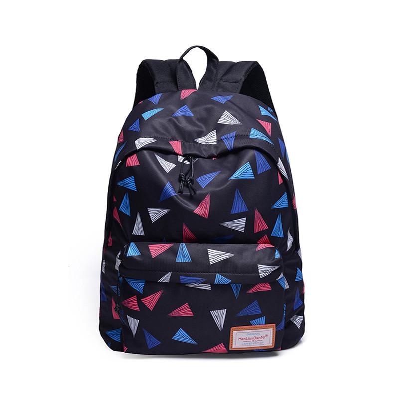 Городской рюкзак Треугольники