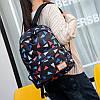 Городской рюкзак Треугольники, фото 5