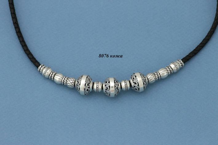 Колье из серебра, фото 2