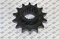 Звездочка привода шнека Z-14 Fantini 13779 аналог