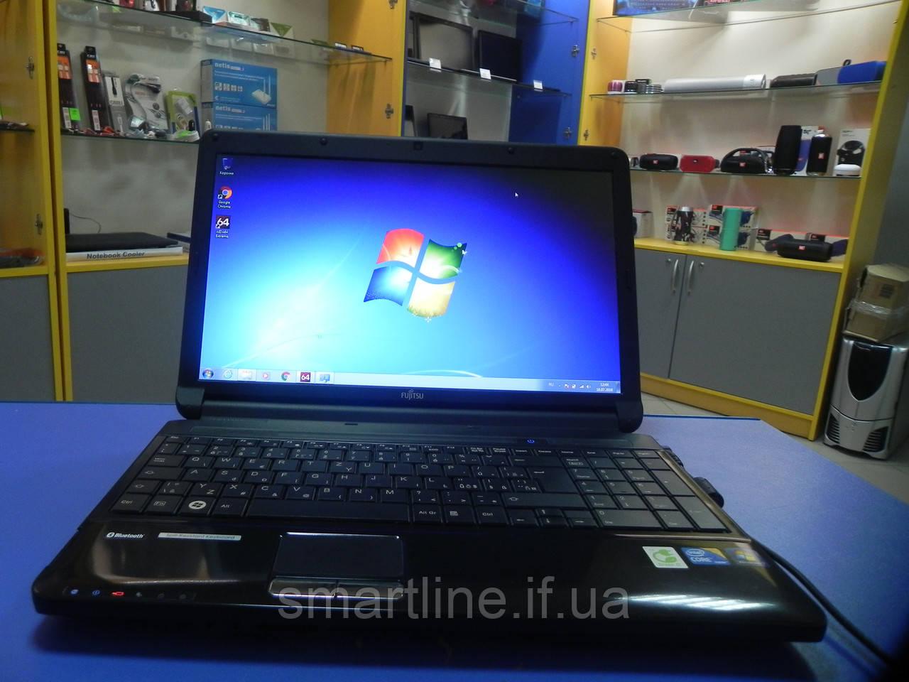 Надійний та стильний ноутбук FUJITSU LifeBook AH530 | Intel i5| ОЗУ 4G
