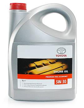 Toyota Premium Fuel Economi  5W-30 5л