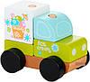 Машинка Экспресс-мороженое Cubika 13173 LM-8