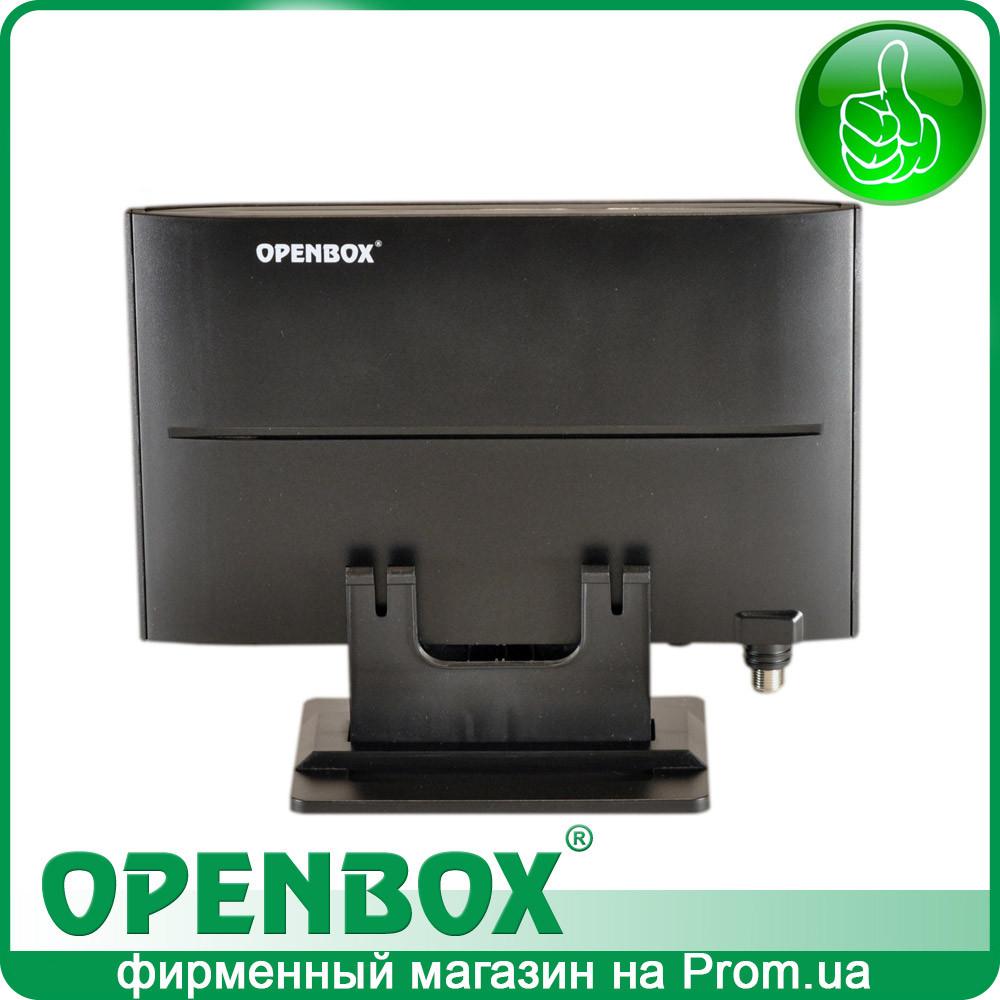 Антенна эфирная с усилителем Openbox AT-01 (черная)